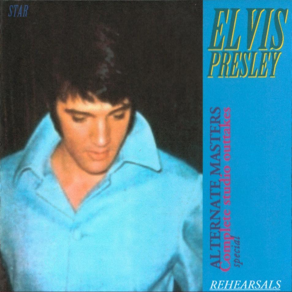 ELVIS PRESLEY 1970! – 'ALTERNATE MASTERS, COMPLETE STUDIO ...